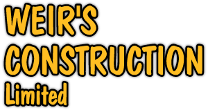 Weir's Construction Limited